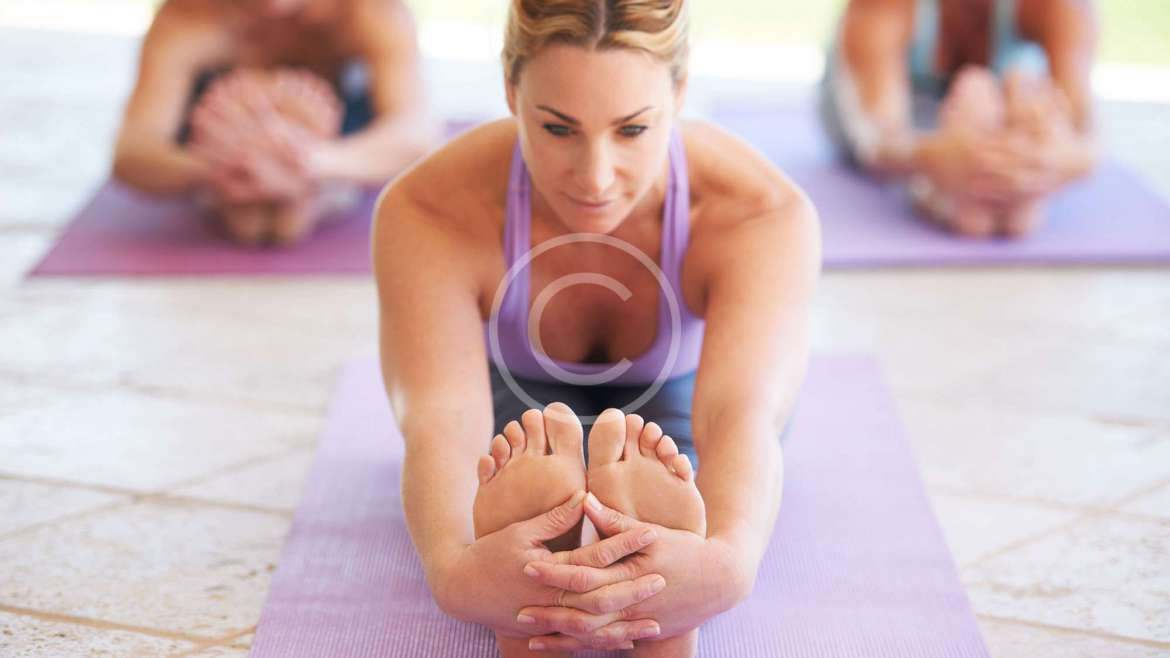 28 Days To Yoga Bliss